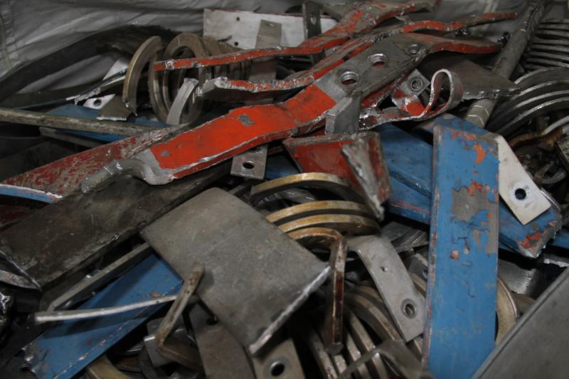 b6c7e92ae2a22 Výkup železného šrotu a farebných kovov - P+K